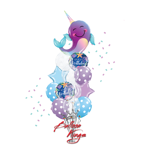 Narwhal Bouquet