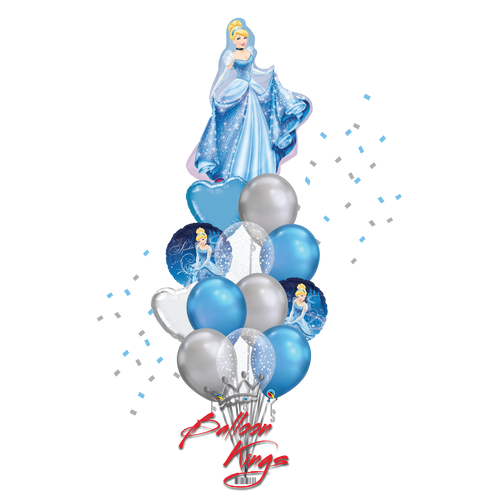 Cinderella Princess Large Bouquet