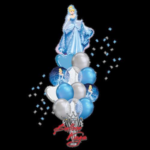 Cinderella Princess Large Bouquet
