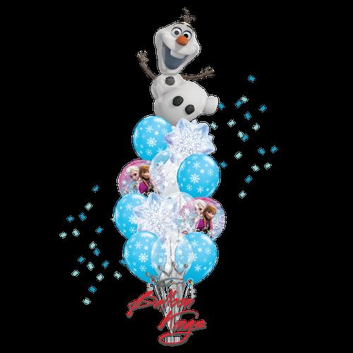 Olaf Frozen Bouquet