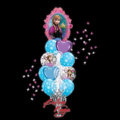 Elsa & Anna Frozen Bouquet