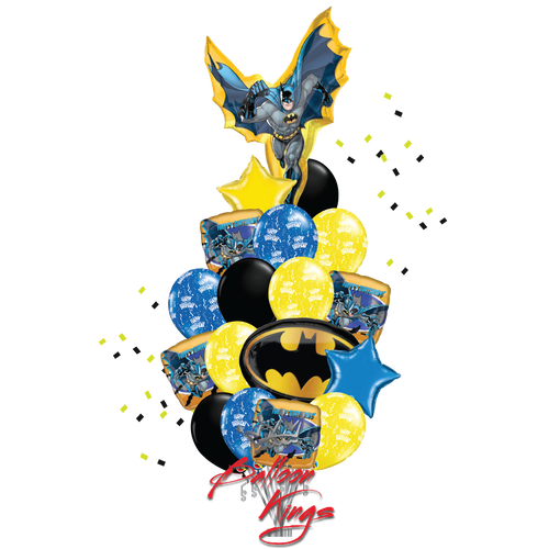 Batman Superhero Bouquet