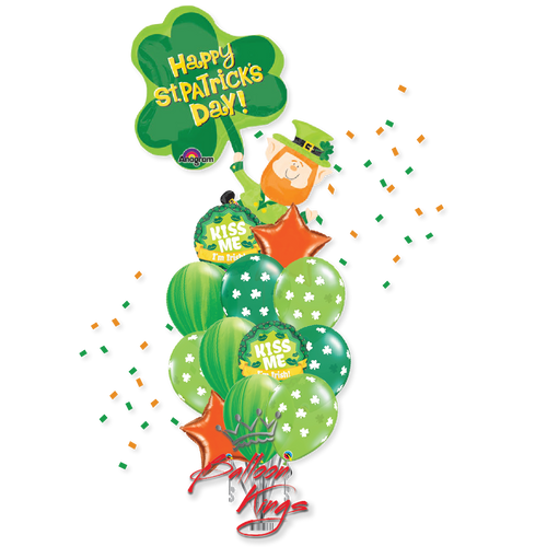 St Patricks Day Large Bouquet