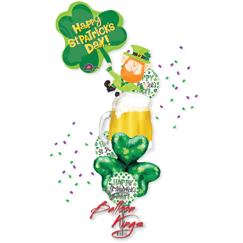 Leprechaun Bouquet