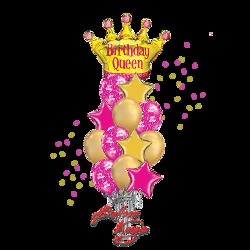 Birthday Queen Bouquet