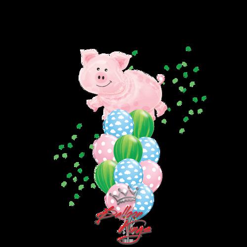 Pig Large Bouquet