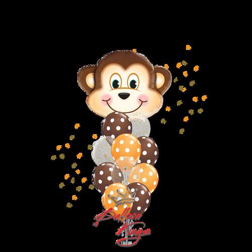 Monkey Large Bouquet