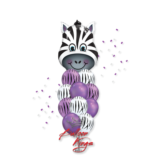 Zebra Large Bouquet