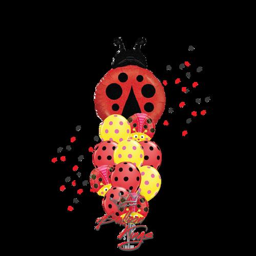 Ladybug Large Bouquet
