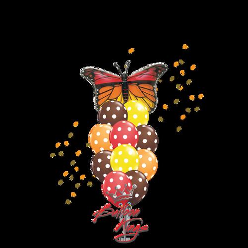Monarch Butterfly Large Bouquet