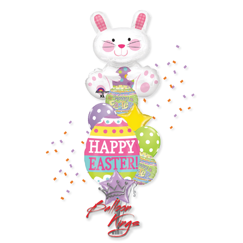 Cute Easter Bunny Large Bouquet