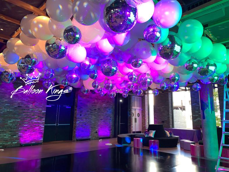 Balloon Ceilings!!