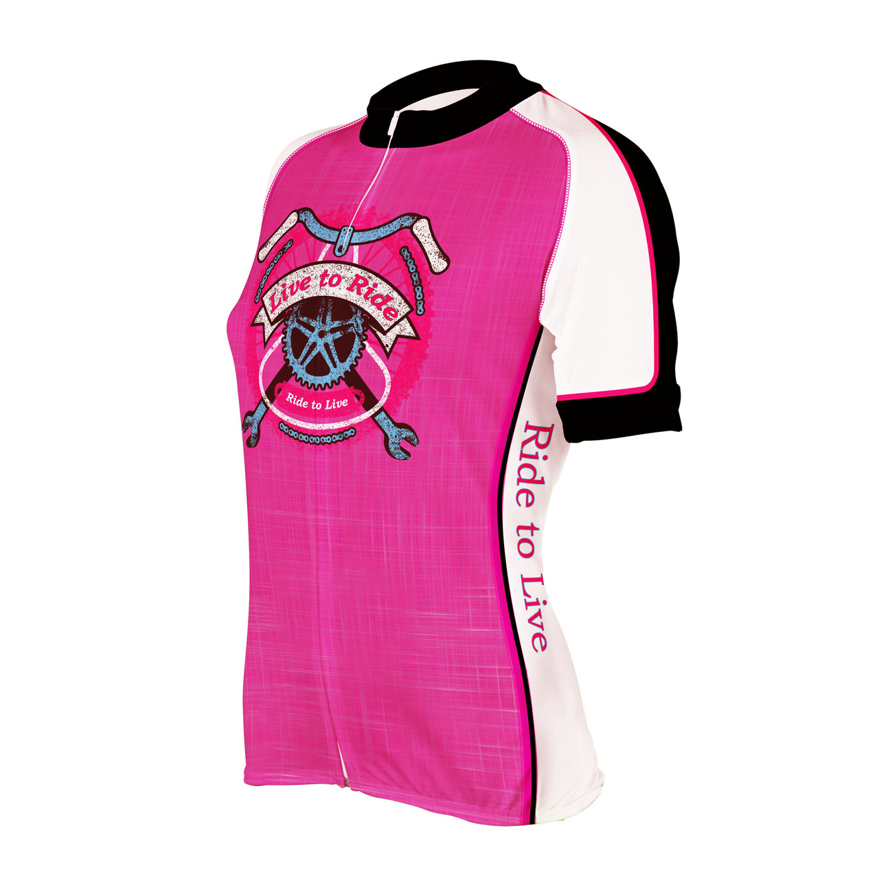 Peak 1 Sports Bikes /& Beers Riding Club Mens Cycling Jersey