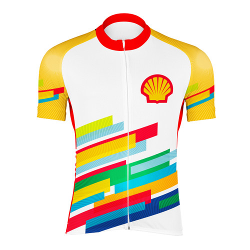 SHELL CYCLING JERSEY -- SHORT SLEEVE