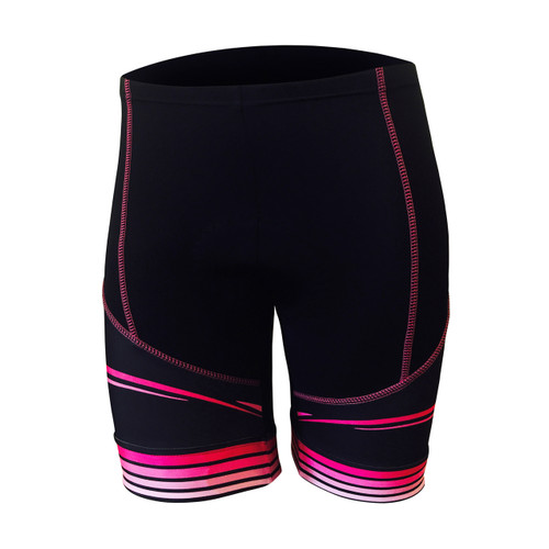 CYNERGY PINK -- WOMEN'S CYCLING SHORTS