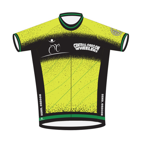 COW -- Short Sleeve Jersey -- Yellow