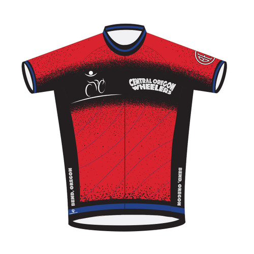 COW -- Short Sleeve Jersey -- Red