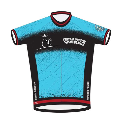 COW -- Short Sleeve Jersey -- Blue
