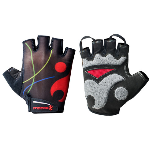 ZEN HALF FINGER CYCLING GLOVES