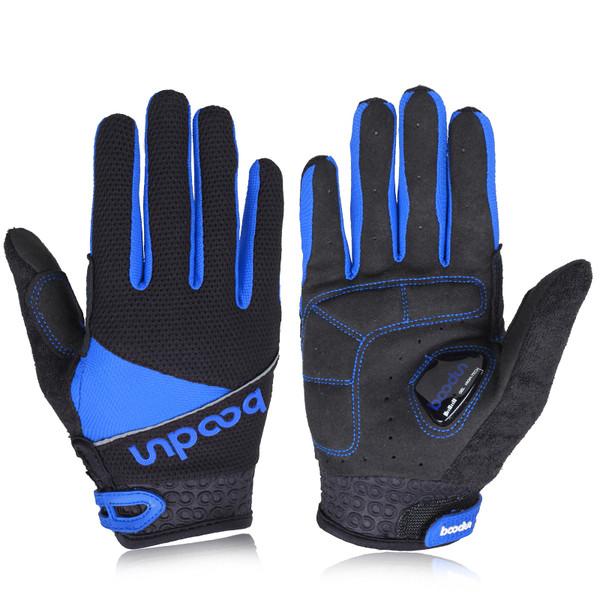 tempest full finger bike gloves