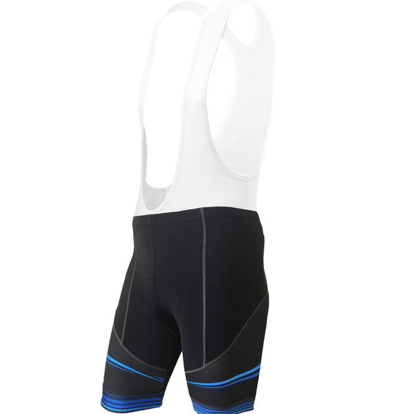 CYNERGY BLUE -- MEN'S CYCLING BIB SHORTS