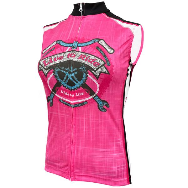 Women's Sleeveless Sport Club Cut Fit
