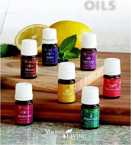 Young Living Oil Panels Set