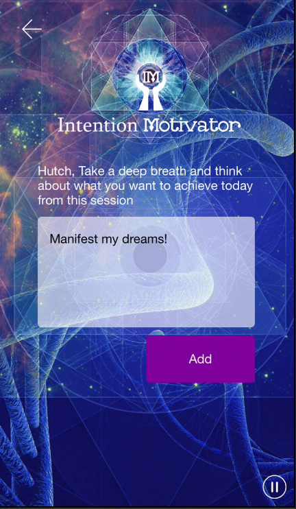 Intention Motivator