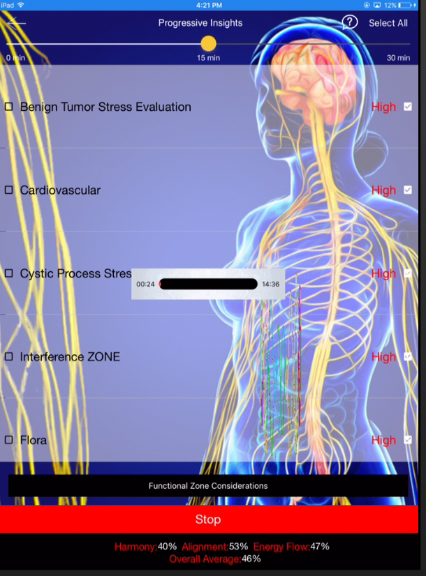 Genius Customized Panels for Natural Health Assessments - Set 2 of 2