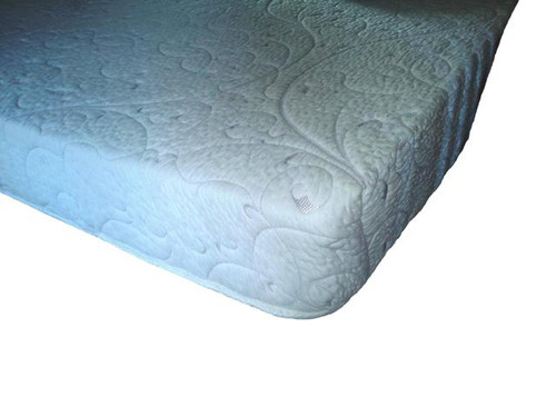 Corner of Luxuriously Firm Mattress
