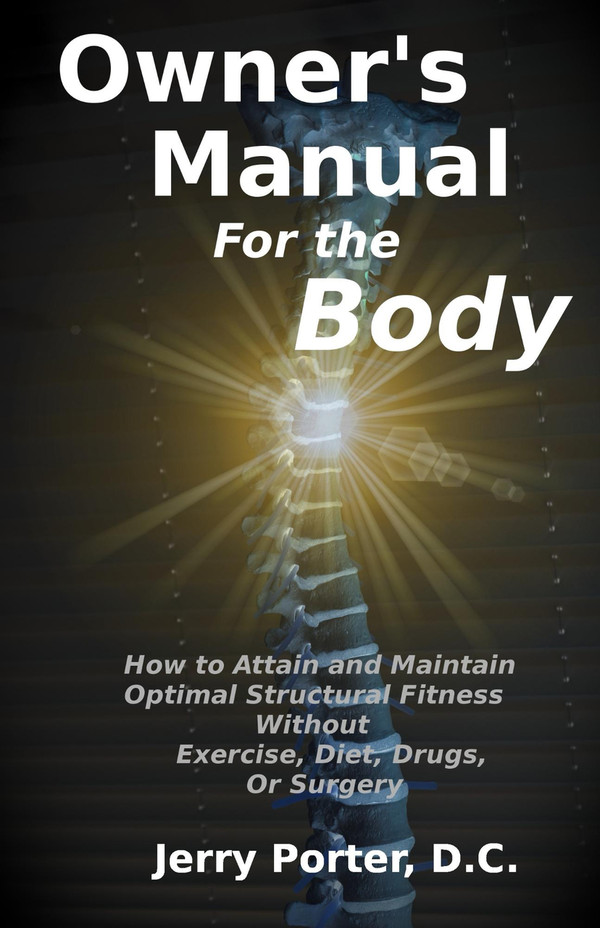 """Owner's Manual for the body"" cover"