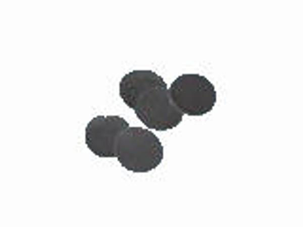 Five orthotic dots.