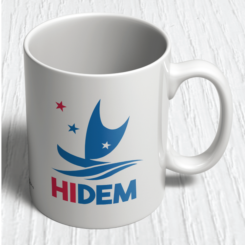 HIDEMS Boat Logo (11oz. Coffee Mug)