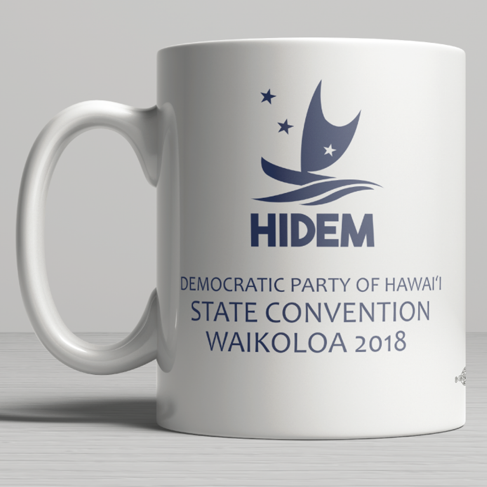 Hawaii State Convention Waikoloa 2018 (11oz. Coffee Mug)