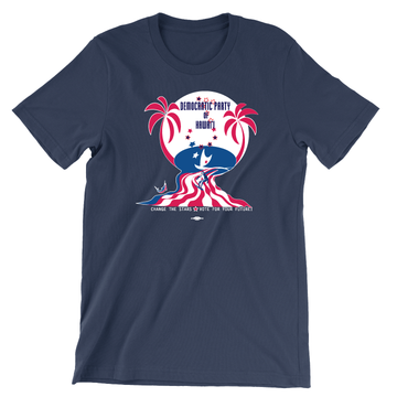 Change the Stars (Navy Tee)