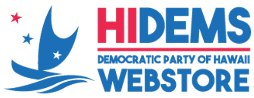 Hawaii Democratic Party Webstore