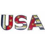 USA Patriotic Letters
