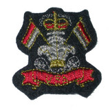 USA Military Style Crest