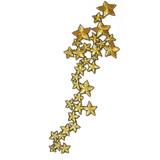 Star Spray Gold