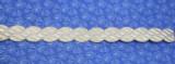 "Decorative Strip Silver Twist 12"" & up"