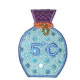 Fancy Scent Bottle 6978