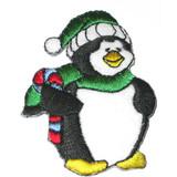 Christmas Penguin Bobble Hat