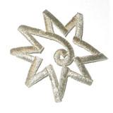 Decorative Star Silver