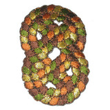Decorative Autumn Knot