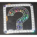Question Mark Sequins