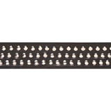 "Pleather Studs 1 3/4"" wide 3ft Roll"