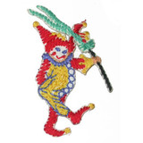 Jester Needle point