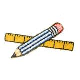 Pencil & Ruler