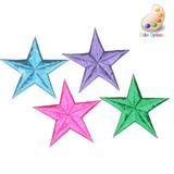"Star 3"" (75mm) *Colors*"