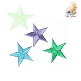 """Star 1 5/8"""" *Colors* 25 Pack"""